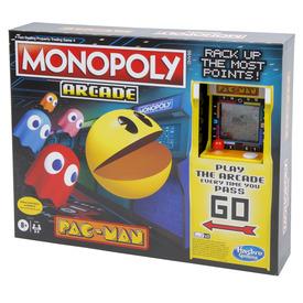 Monopoly arcade Pacman angol nyelvű társas