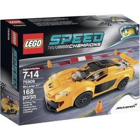 LEGO Speed Champions McLaren P1 75909 Itt egy ajánlat található, a bővebben gombra kattintva, további információkat talál a termékről.
