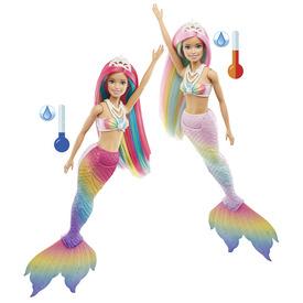 Barbie Dreamtopia színváltós sellő