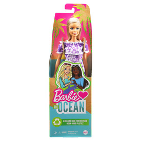 Barbie 50. évfordulós Malibu baba