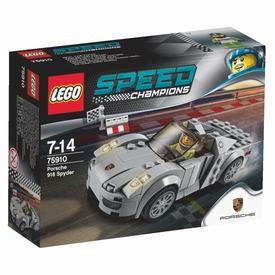 LEGO Speed Champions Porsche 918 Spyder 75910 Itt egy ajánlat található, a bővebben gombra kattintva, további információkat talál a termékről.