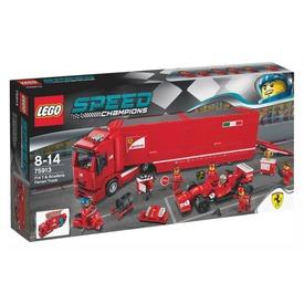 LEGO Speed Champions Scuderia Ferrari F14 T és kamion 75913 Itt egy ajánlat található, a bővebben gombra kattintva, további információkat talál a termékről.
