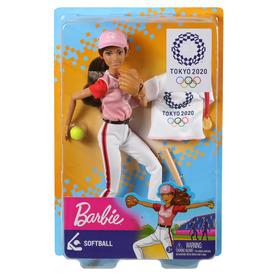 Barbie TOKIÓ 2020 olimpikon baba