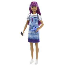 Barbie karrierbaba - fodrász