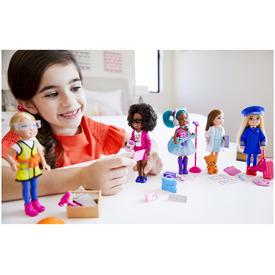 Barbie Chelsea karrierbaba
