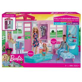 Barbie egyszintes otthon