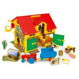 Wader 2 szintes farm ház kiegészítőkkel Itt egy ajánlat található, a bővebben gombra kattintva, további információkat talál a termékről.