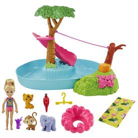 Barbie Az elveszett szülinap - Dzsungelkaland