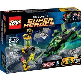LEGO Super Heroes Zöld Lámpás Sinestro ellen 76025 Itt egy ajánlat található, a bővebben gombra kattintva, további információkat talál a termékről.