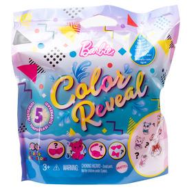 Barbie Color RevealTM Kiskedvenc - Divatos színek