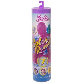 Barbie Color RevealTM meglepetés baba - Csillámvarázs
