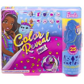 Barbie Color RevealTM Mágikus Meglepetés