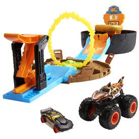 Hot Wheels Monster Trucks kaszkadőr kerék