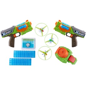 Bogártámadás Swarm Seeker dupla fegyver