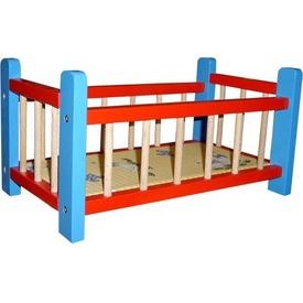 Fa babaágy játék babákhoz Itt egy ajánlat található, a bővebben gombra kattintva, további információkat talál a termékről.