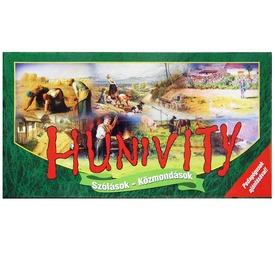 Hunivity magyar szólások és közmondások játéka
