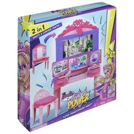 Barbie: Szuperhős hercegnő fésülködő készlet Itt egy ajánlat található, a bővebben gombra kattintva, további információkat talál a termékről.