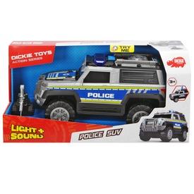 Dickie Police SUV rendőrségi terepjáró - 30 cm