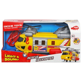 Dickie Rescue mentőhelikopter - 31 cm