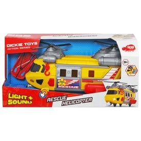 Dickie Mentőhelikopter fény és hang
