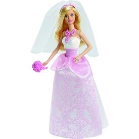 Barbie: Menyasszony baba - rózsaszín, 30 cm Itt egy ajánlat található, a bővebben gombra kattintva, további információkat talál a termékről.