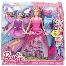 Barbie: Tündérmese hercegnő baba kiegészítőkkel Itt egy ajánlat található, a bővebben gombra kattintva, további információkat talál a termékről.