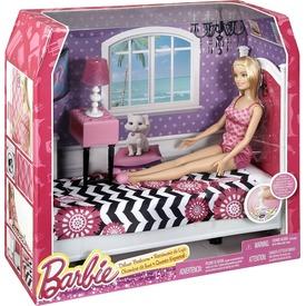 Barbie: szoba Barbie babával Itt egy ajánlat található, a bővebben gombra kattintva, további információkat talál a termékről.