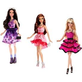 Barbie: baba parti ruhában - 29 cm, többféle Itt egy ajánlat található, a bővebben gombra kattintva, további információkat talál a termékről.