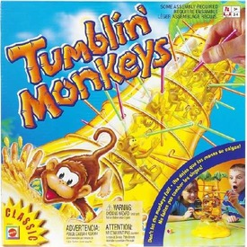 Mattel: Bukfencező majmok társasjáték Itt egy ajánlat található, a bővebben gombra kattintva, további információkat talál a termékről.
