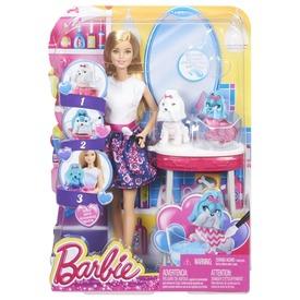 Barbie: kutyaszínező szalon Itt egy ajánlat található, a bővebben gombra kattintva, további információkat talál a termékről.