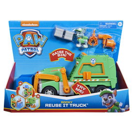 Mancs őrjárat - Rocky újrahasznosító kamion