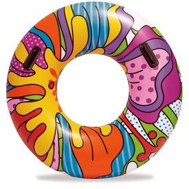 Pop-Art úszógumi - 119 cm
