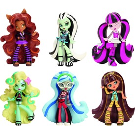 Monster High: mini figura - többféle