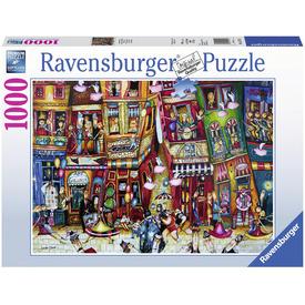 Puzzle 1 000 db - Repülő malackák