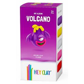 Hey clay gyurma 1db-os volcano