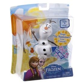 Jégvarázs éneklő Olaf, a hóember Itt egy ajánlat található, a bővebben gombra kattintva, további információkat talál a termékről.