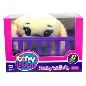 Tiny tukkins kicsike babágyban
