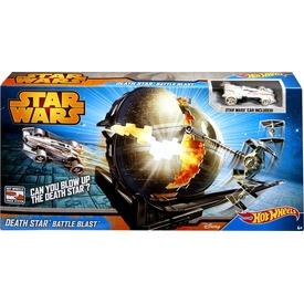 Hot Wheels Star Wars Halálcsillag közepes készlet
