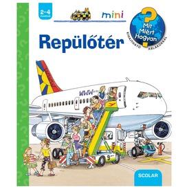 A repülőtér - ismeretterjesztő képeskönyv