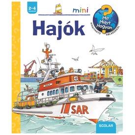 Hajók foglalkoztatókönyv