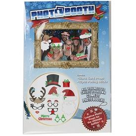 Karácsonyi szelfi kiegészítő készlet