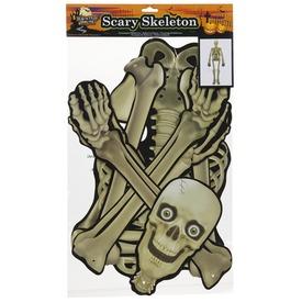 Halloween figurák, 13 cm, 2 féle