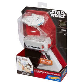Hot Wheels Star Wars Millennium Falcon kilövővel