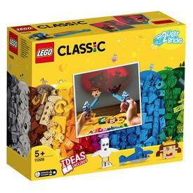 LEGO Classic 11009 Kockák és fények
