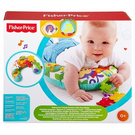 Fisher-Price esőerdős pocakpárna