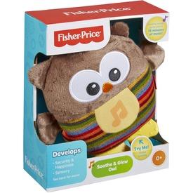 Fisher-Price altató bagoly plüsskoma