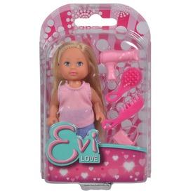 Évi Love baba kiegészítővel - 12 cm, többféle