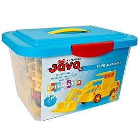 Jáva 6 építőjáték Itt egy ajánlat található, a bővebben gombra kattintva, további információkat talál a termékről.