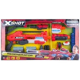 X-Shot Regenerator szivacslövő fegyver