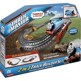 Thomas Trackmaster 2 az 1-ben sínépítő alapkészlet Itt egy ajánlat található, a bővebben gombra kattintva, további információkat talál a termékről.